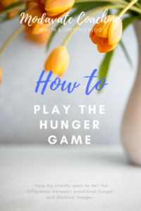 how to play the hunger game