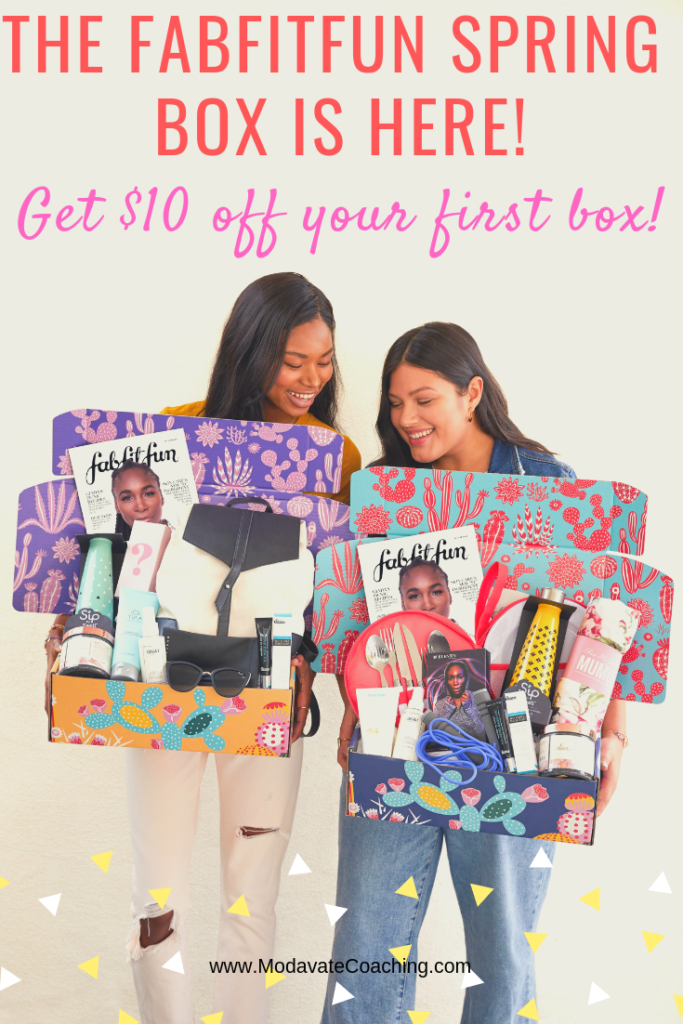 There's something nice about having all of the #season's #essentials delivered to your door without having to lift a finger! :) #FabFitFunAffiliate If you don't already get their boxes, you can sign up using the code GOTTAHAVEIT at https://t.fabfitfun.com/SH1M8 to get $10 off your box! #fabfitfun